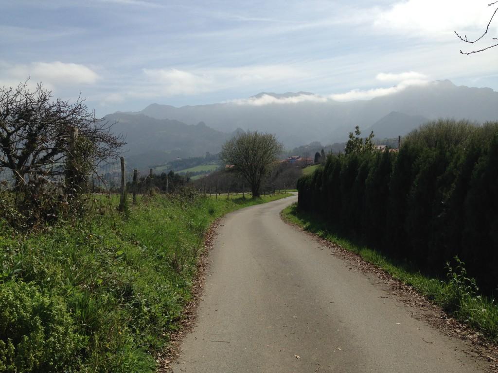 La ruta los caleros Asturias, España