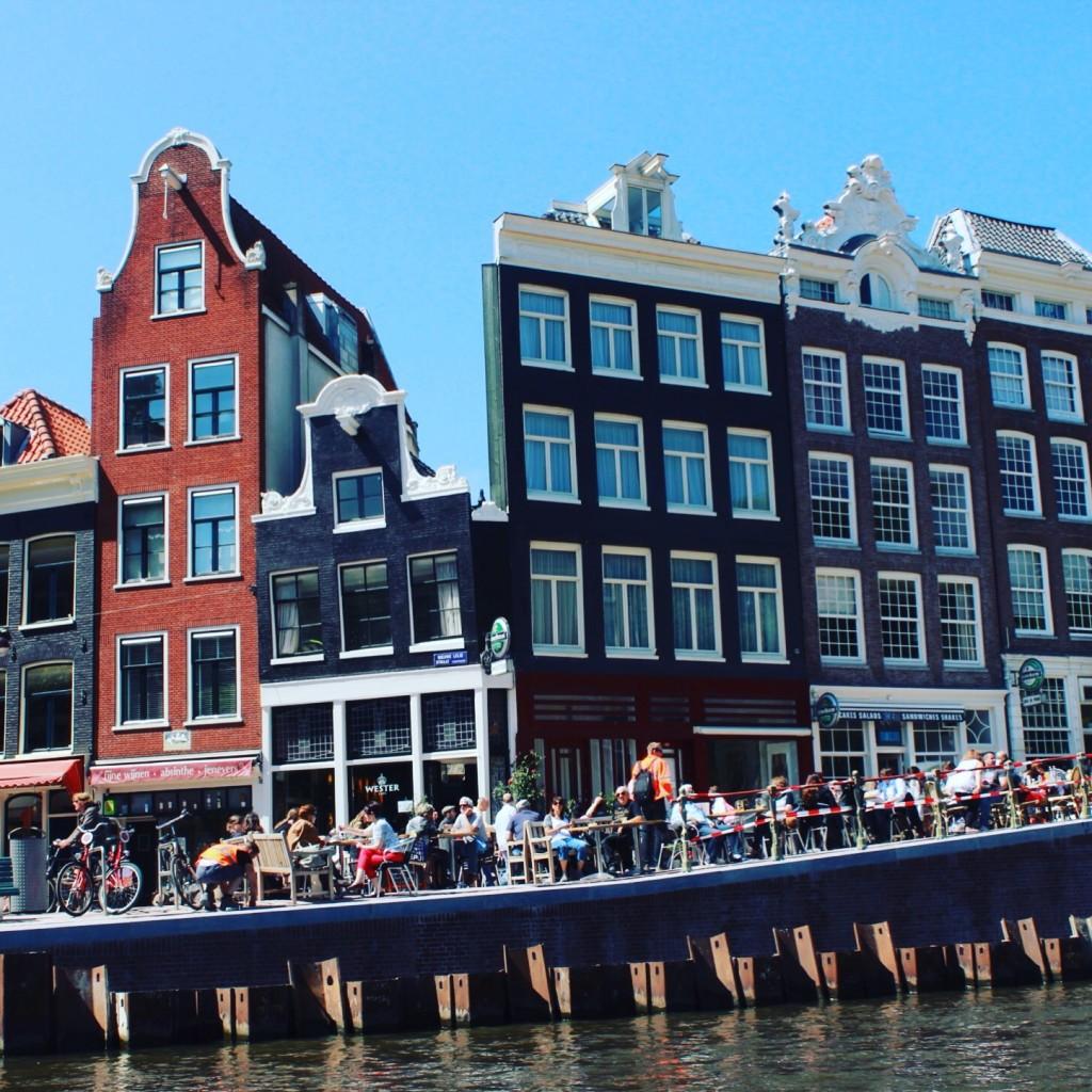 Amsterdam, Holland, Netherlands